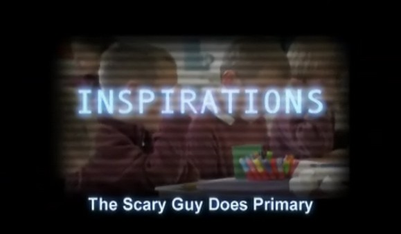 The Scary Guy Does Primary