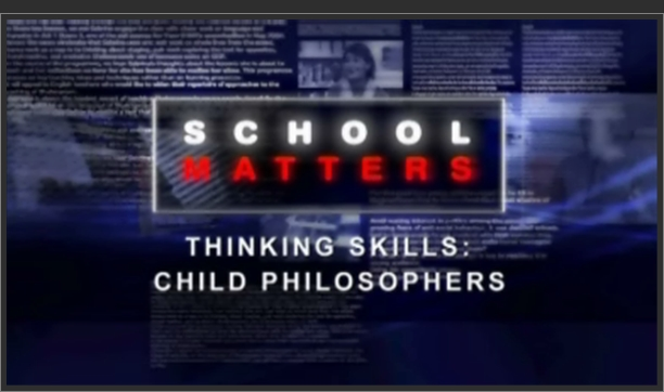 Thinking Skills: Child Philosophers