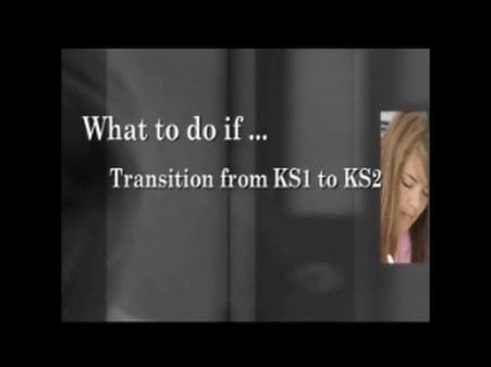 Transition from KS1 to KS2