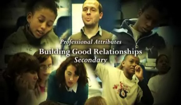 Building Good Relationships, Secondary