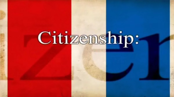 Citizenship – How Do They Do It In France?