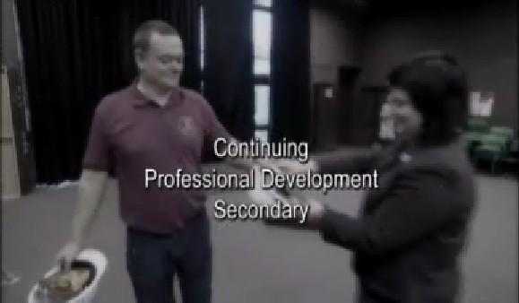 Continuing Professional Development – Secondary – Sharing Skills