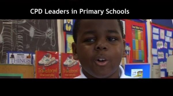 CPD Leaders in Primary Schools – Enquiry Based Learning