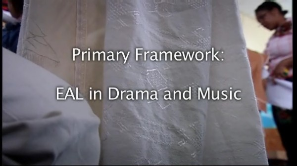 EAL in Drama and Music