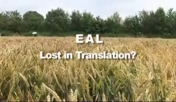EAL – Lost in Translation Part 2