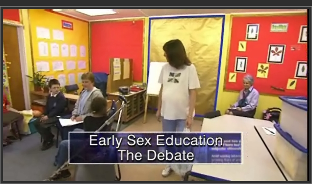 Early Sex Education: The Debate