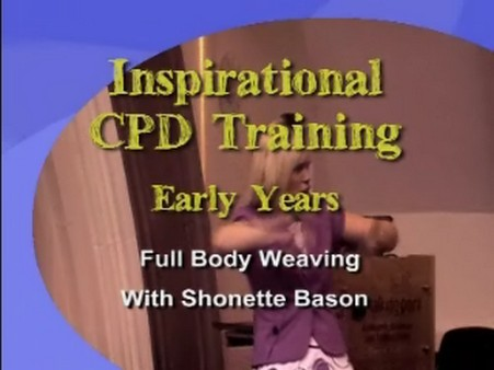 Early Years – Full Body Weaving with Shonette Bason