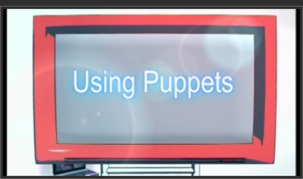 Early Years – Using Puppets