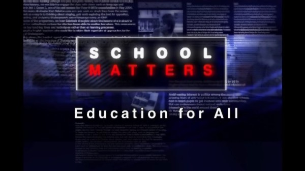 Education for All – Halfway There?