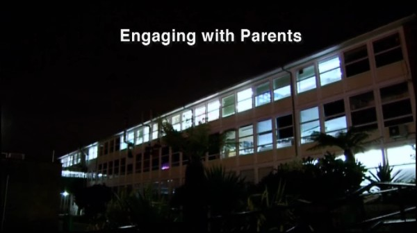 Engaging with Parents – The Three Way Relationship