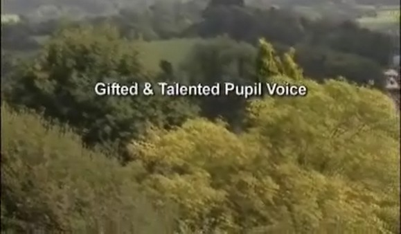 Gifted and Talented Pupil Voice – Lucy