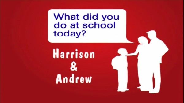Harrison and Andrew (KS2)