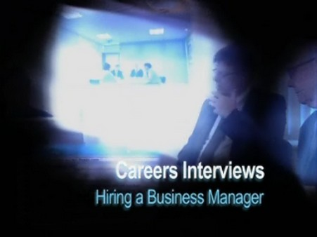 Hiring a Business Manager