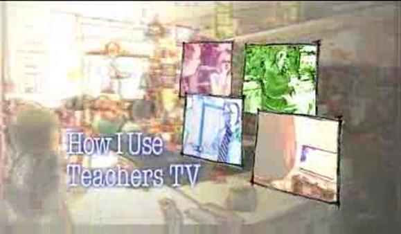 How I Use Teachers TV – Spreads Ideas