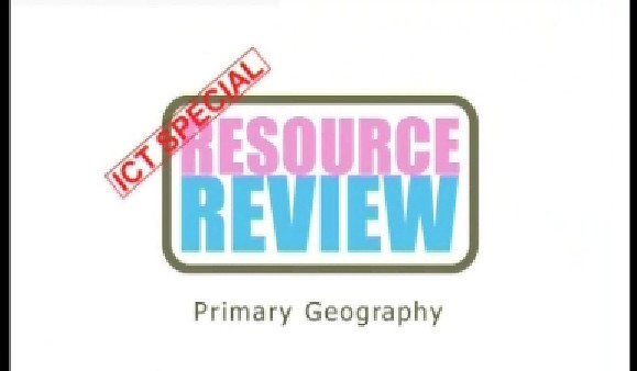 ICT Special: Primary Geography