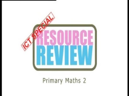 ICT Special: Primary Maths 2