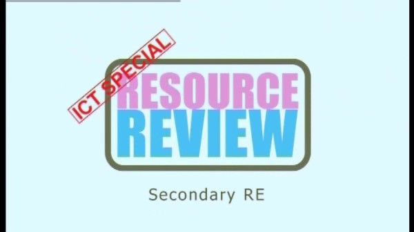 ICT Special: Secondary RE