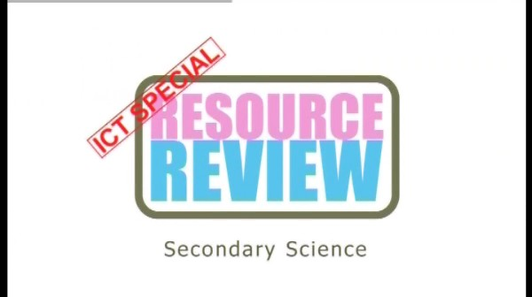ICT Special: Secondary Science