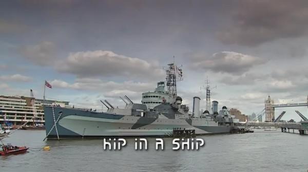 Kip in the Ship