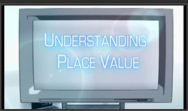 KS1 Numeracy – Understanding Place Value