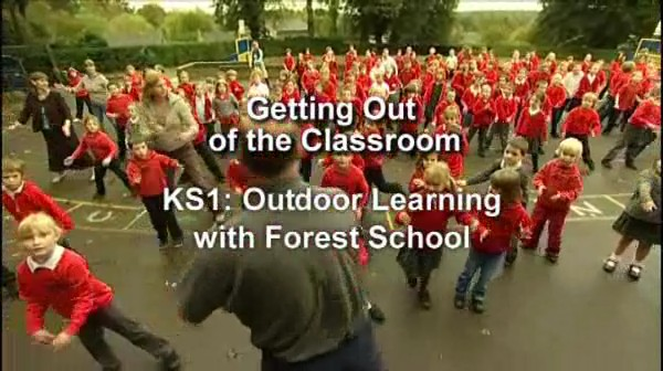 KS1: Outdoor Learning with Forest School