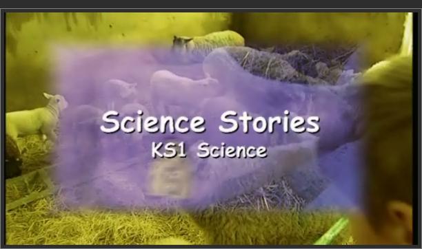 KS1 Science – Science Stories