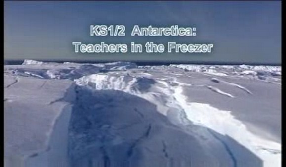 KS1/2 Antarctica – Teachers in the Freezer