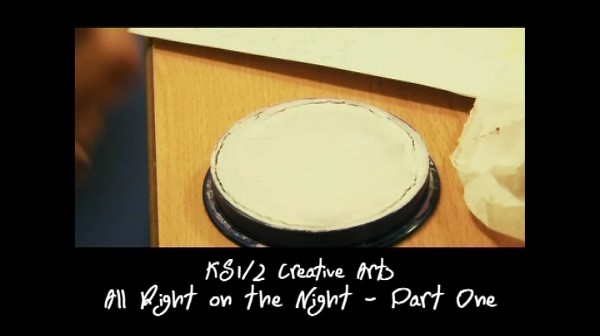 KS1/2 Creative Arts – All Right on the Night – Part 1