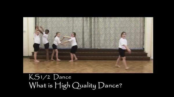 KS1/2 Dance – What is High Quality Dance?
