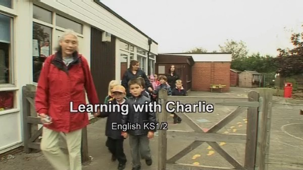 KS1/2 English – Learning with Charlie