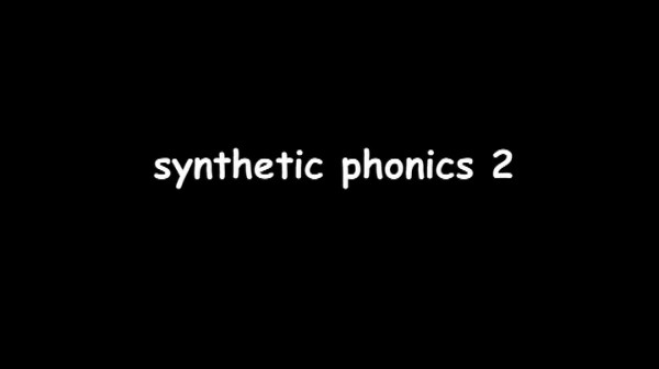 KS1/2 English – Synthetic Phonics: Marner School
