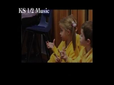 KS1/2 Music – Managing Music at KS1