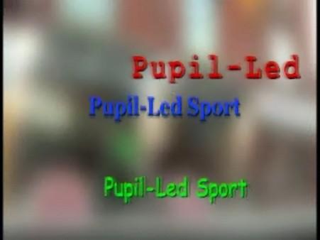 KS1/2 PE – Pupil-led Sport