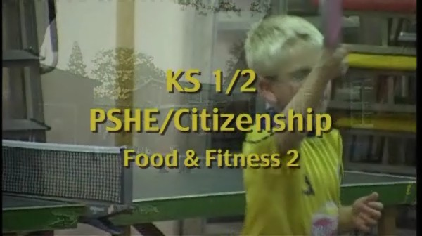 KS1/2 PSHE/Citizenship – Food and Fitness 2