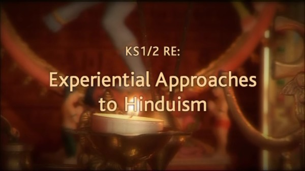 KS1/2 RE – Experiential Approaches to Hinduism