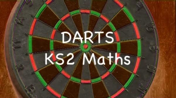 KS2 Maths – Darts