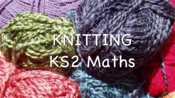 KS2 Maths – Knitting