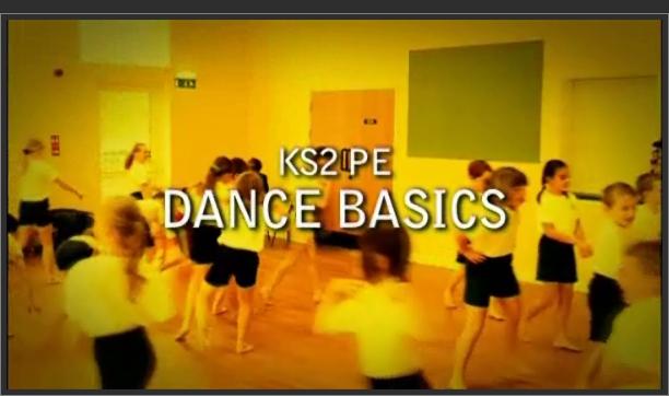 KS2 PE – Dance Basics