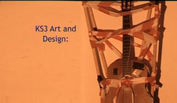 KS3 Art and Design – The New Curriculum