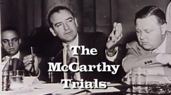 KS3 History – McCarthy Trials