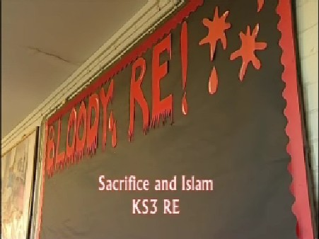 KS3 RE – Sacrifice and Islam