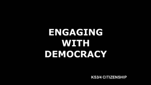KS3/4 Citizenship – Engaging with Democracy