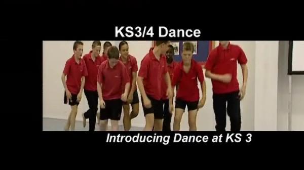 KS3/4 Dance – Introducing Dance at KS3
