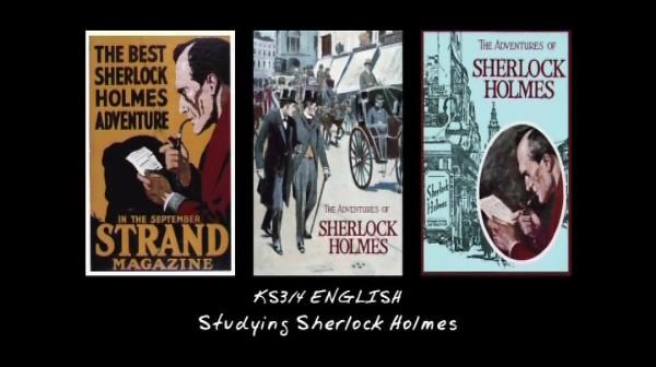 KS3/4 English – Studying Sherlock Holmes