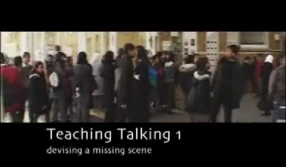 KS3/4 English – Teaching Talking 1