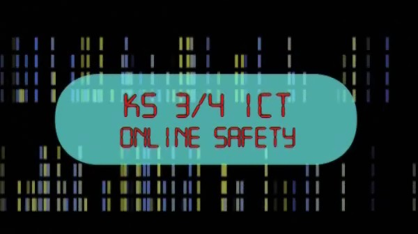 KS3/4 ICT – Online Safety