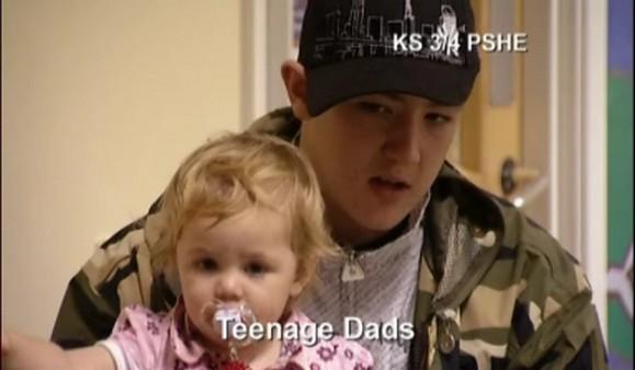 KS3/4 PSHE – Teenage Dads