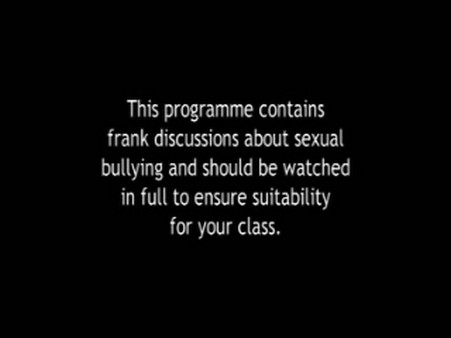 KS3/4 PSHE – What is Sexual Bullying?