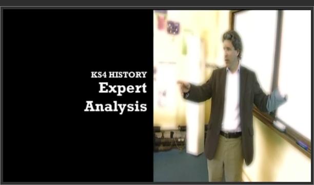 KS4 History – Expert Analysis