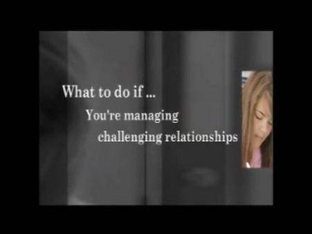 Managing Challenging Relationships